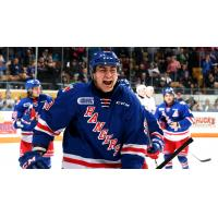 Kitchener Rangers right wing Jonathan Yantsis
