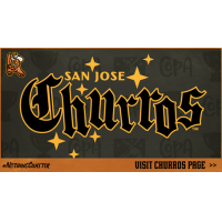 San Jose Churros logo