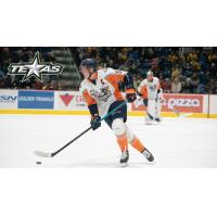 Flint Firebirds forward Ty Dellandrea
