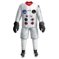 Cleveland Monsters' Moon Landing Night jersey