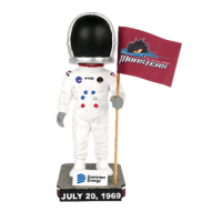 Cleveland Monsters' Moon Landing Night bobblehead