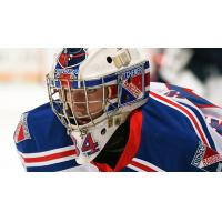 Kitchener Rangers goaltender Luke Richardson