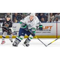 Sean Richards of the Seattle Thunderbirds