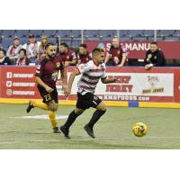 Andy Reyes of the Ontario Fury