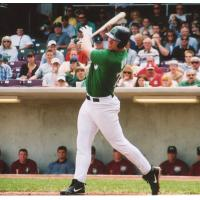 Adam Dunn with the Dayton Dragons