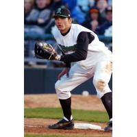 Joey Votto with the Dayton Dragons