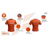 Forge FC home kit