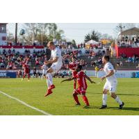 South Georgia Tormenta FC vs. the Richmond Kickers