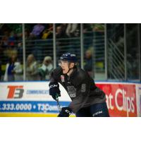 Florida Everblades defenseman Michael Downing