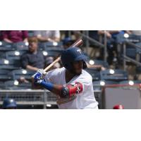 Cristian Santana had three hits and an RBI in the Tulsa Drillers 12-6 victory against the Springfield Cardinals