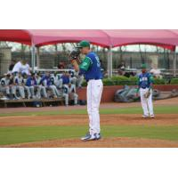 Lexington Legends pitcher Zach Haake