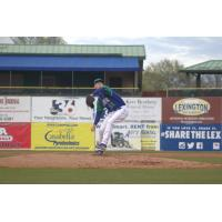 Lexington Legends pitcher Tyler Gray
