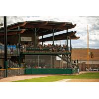 Ascension Terrace at Athletic Park, home of the Wisconsin Woodchucks