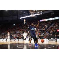 Halifax Hurricanes vs. the Moncton Magic