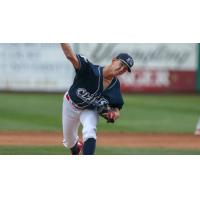 Lakewood BlueClaws deliver a pitch