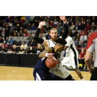 Halifax Hurricanes drive vs. the Moncton Magic