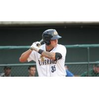 Charleston RiverDogs catcher Gary Sanchez