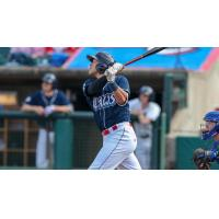 Alec Bohm of the Lakewood BlueClaws
