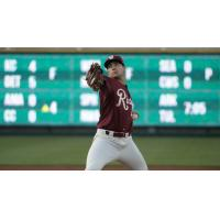 Frisco RoughRiders pitcher Brock Burke