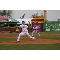 Lexington Legends pitcher Austin Cox