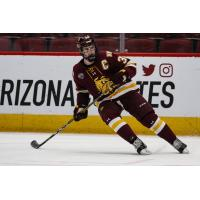 Parker MacKay with the University of Minnesota-Duluth