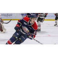 Saginaw Spirit's Ryan McLeod