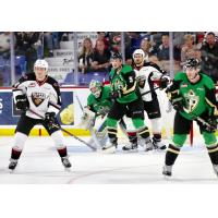 Vancouver Giants vs. the Prince Albert Raiders in Game Three