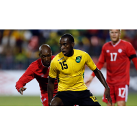Jamaica international Je-Vaughn Watson