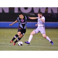 Junior Sandoval has quickly become a feature in Las Vegas Lights FC's Starting XI