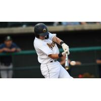 Brandon  Lockridge of the Charleston RiverDogs collected his fourth straight multi-hit game and drove in the winning run on Thursday night