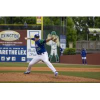 Lexington Legends pitcher CJ Eldred