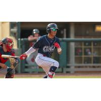 Lakewood BlueClaws at the plate