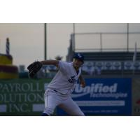 Lexington Legends pitcher Kris Bubic