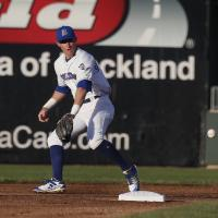 John Brontsema of the Rockland Boulders