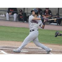 Alfredo Rodriguez of the Somerset Patriots