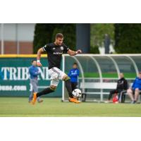 Justin Dhillon has scored in four consecutive games for Tacoma Defiance