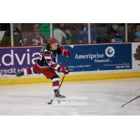Port Huron Prowlers forward Austin Fetterly