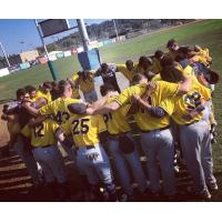 Vallejo Admirals huddle up