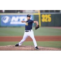 New Orleans Baby Cakes RHP Zac Gallen