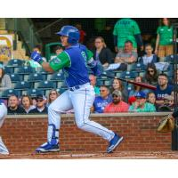 Eric Cole of the Lexington Legends