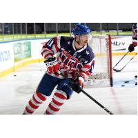 Rochester Americans forward Kevin Porter