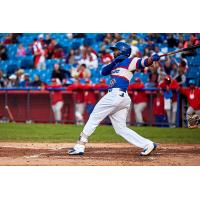 Steve Brown of the Ottawa Champions