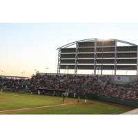 Opening night at Gesa Stadium, home of the Tri-City Dust Devils