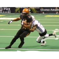 Roland Genesy, Jr of the Arizona Rattlers vs. the San Diego Strike Force