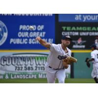 Somerset Patriots pitcher David Kubiak