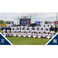 Pulaski Yankees 2019 team photo