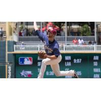 Frisco RoughRiders pitcher Blake Bass