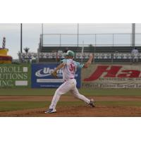 Lexington Legends pitcher Charlie Neuweiler