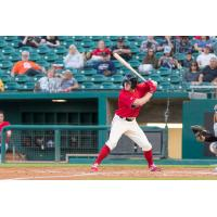 Fresno Grizzlies outfielder Andrew Stevenson