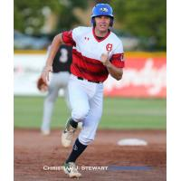 Chase Wehsener of the Victoria HarbourCats